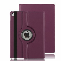 iPad Air 10.5 (2019) hoes - Draaibare Book Case - Paars