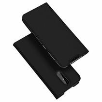 Nokia 3.2 hoesje - Dux Ducis Skin Pro Book Case - Zwart