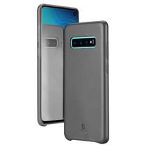 Samsung Galaxy S10 hoes - Dux Ducis Skin Lite Back Cover - Zwart