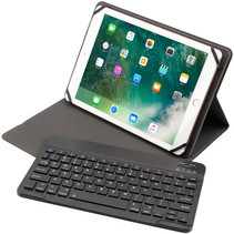 Universele Apple iPad Bluetooth Toetsenbord hoes - 10 inch - Zwart