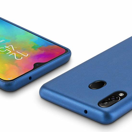 Dux Ducis Samsung Galaxy M20 hoes - Dux Ducis Skin Lite Back Cover - Blauw