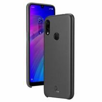 Xiaomi Redmi 7 hoes - Dux Ducis Skin Lite Back Cover - Zwart