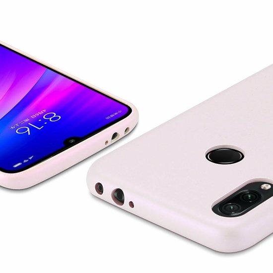Dux Ducis Xiaomi Redmi 7 hoes - Dux Ducis Skin Lite Back Cover - Roze