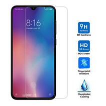 Xiaomi Mi 9 SE - Tempered Glass Screenprotector - Case-Friendly