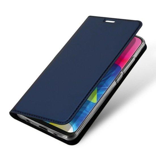Dux Ducis Samsung Galaxy M10 hoesje - Dux Ducis Skin Pro Book Case - Blauw