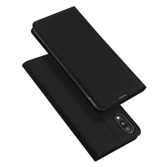 Dux Ducis Samsung Galaxy M10 hoes - Dux Ducis Skin Pro Series - Zwart