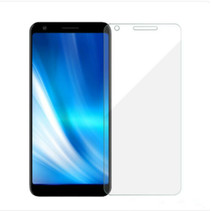 Google Pixel 3a XL - Tempered Glass Screenprotector - Case-Friendly