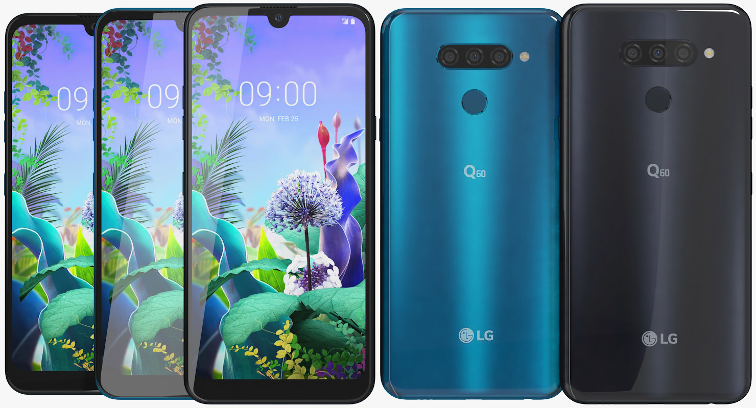 LG Q60 Hoesje
