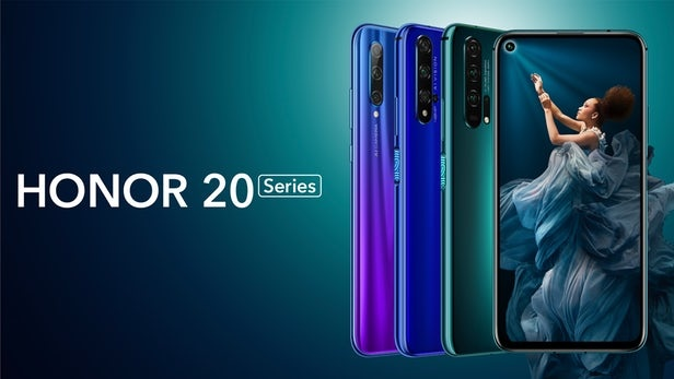 Honor 20 pro hoes