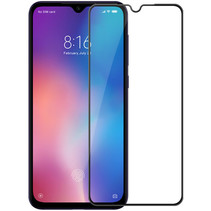 Xiaomi Mi 9 SE - Full Cover Screenprotector - Zwart