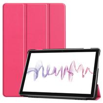 Huawei MediaPad M6 10.8 hoes - Tri-Fold Book Case - Magenta