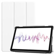 Huawei MediaPad M6 10.8 hoes - Tri-Fold Book Case - Wit