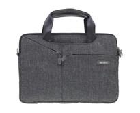 WiWu - 12 inch Laptoptas City Commuter Bag - Grijs