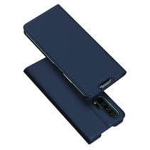 Honor 20 Pro hoesje - Dux Ducis Skin Pro Book Case - Blauw