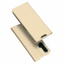 Honor 20 Pro hoesje - Dux Ducis Skin Pro Book Case - Goud