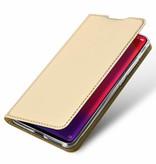 Dux Ducis Xiaomi Redmi K20 Pro hoes - Dux Ducis Skin Pro Case - Goud