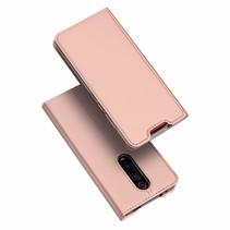 Xiaomi Redmi K20 Pro hoes - Dux Ducis Skin Pro Case - Rosé Goud