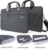 WIWU Laptoptas voor 15.4 inch laptop - WIWU City Commuter Bag - Zwart