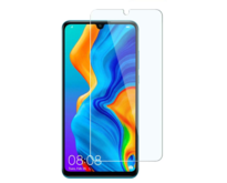 Huawei P30 - Tempered Glass Screenprotector - Case-Friendly