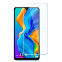 Huawei P30 Lite - Tempered Glass Screenprotector - Case-Friendly