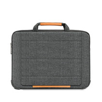 WIWU - 15,4 inch Smart Stand Laptop & Macbook Sleeve - Grijs