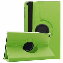 Samsung Galaxy Tab A 10.1 (2019) hoes - Draaibare Book Case - Groen