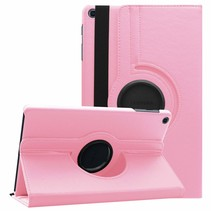 Samsung Galaxy Tab A 10.1 (2019) hoes - Draaibare Book Case - Roze