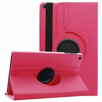 Samsung Galaxy Tab A 10.1 (2019) hoes - Draaibare Book Case  - Magenta