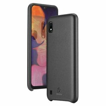 Samsung Galaxy A10 hoes - Dux Ducis Skin Lite Back Cover - Zwart