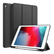 iPad Air 10.5 2019 hoes - Dux Ducis Osom Tri-Fold Book Case Series - Zwart