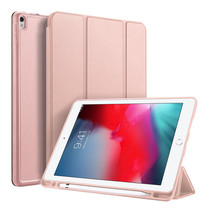 iPad Air 10.5 2019 hoes - Dux Ducis Osom Tri-Fold Book Case Series - Roze