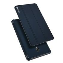 Dux Ducis Skin Series - Samsung Galaxy Tab A 8.0 (2017) - Donker Blauw