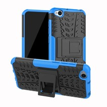 Xiaomi Redmi Go hoesje - Schokbestendige Back Cover - Blauw