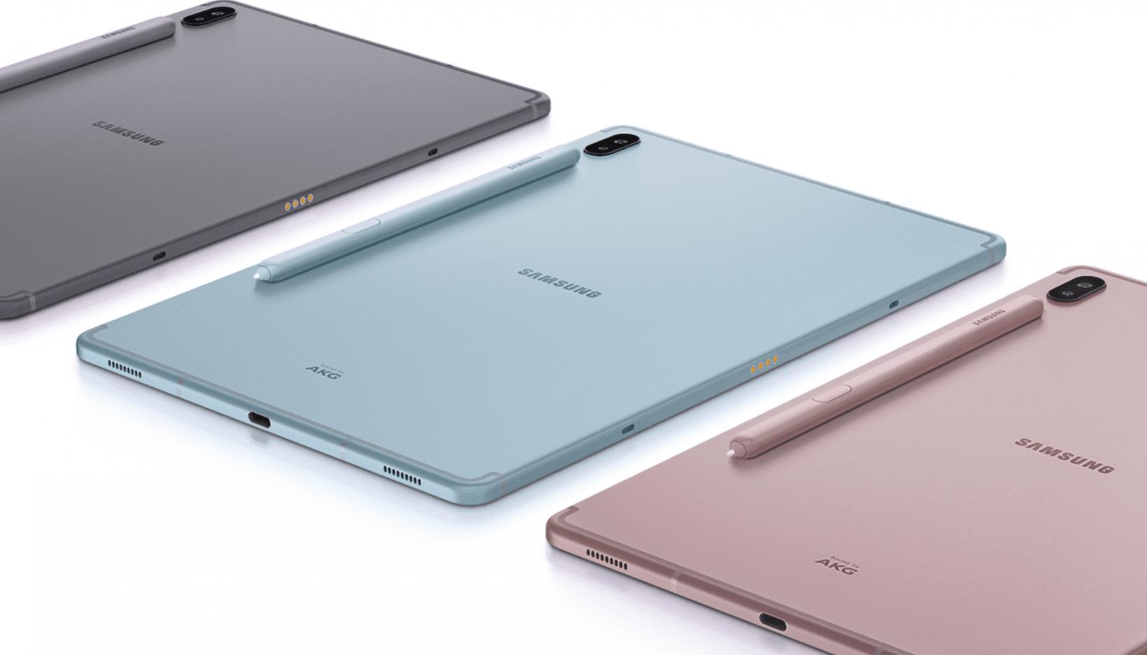 Samsung Galaxy Tab S6 hoesje