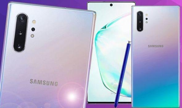 Samsung Galaxy Note 10 hoesje