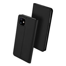 iPhone 11 hoes - Dux Ducis Skin Pro Case - Zwart