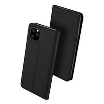iPhone 11 Pro Max hoesje - Dux Ducis Skin Pro Book Case - Zwart