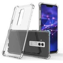 Huawei Mate 20 Lite hoes - Anti-Shock TPU Back Cover - Transparant