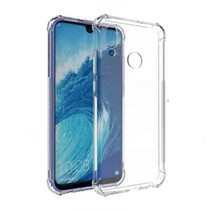 Huawei P Smart Z hoes - Anti-Shock TPU Back Cover - Transparant