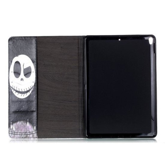 Case2go iPad Air 10.5 (2019) Hoes - Book Case - Night Ghost