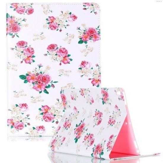 Case2go iPad Pro 10.5 (2017) Hoes - Book Case - Rozen