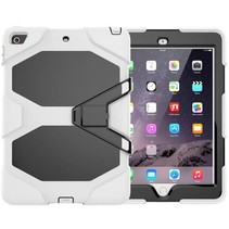 iPad Air 10.5 (2019) Hoes - Extreme Armor Case - Wit