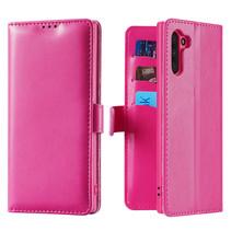 Samsung Galaxy Note 10 hoesje - Dux Ducis Kado Wallet Case - Roze