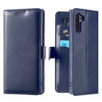 Samsung Galaxy Note 10 hoesje - Dux Ducis Kado Wallet Case - Blauw