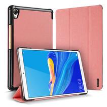 Huawei MediaPad M6 8.4 Inch hoes - Dux Ducis Domo Series - Roze