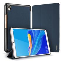 Huawei MediaPad M6 8.4 Inch hoes - Dux Ducis Domo Series - Blauw