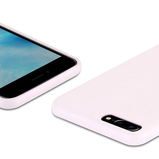 Dux Ducis  iPhone 7 Plus / iPhone 8 Plus hoes - Dux Ducis Skin Lite Back Cover - Roze