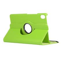 Huawei Mediapad M6 8.4 hoes - Draaibare Book Case - Groen