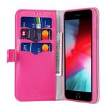 Dux Ducis iPhone 7 / 8 Plus hoesje - Dux Ducis Kado Wallet Case - Roze