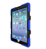 Case2go iPad Air 10.5 (2019) Hoes - Extreme Armor Case - Donker Blauw